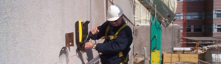 Ground Penetrating Radar on Building Construction